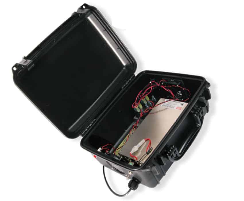O2Grow Oxygen Emitter Nano Bubbles 2250 Control Box