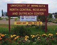University of Minnesota Reseach Test Dissolved Oxygen