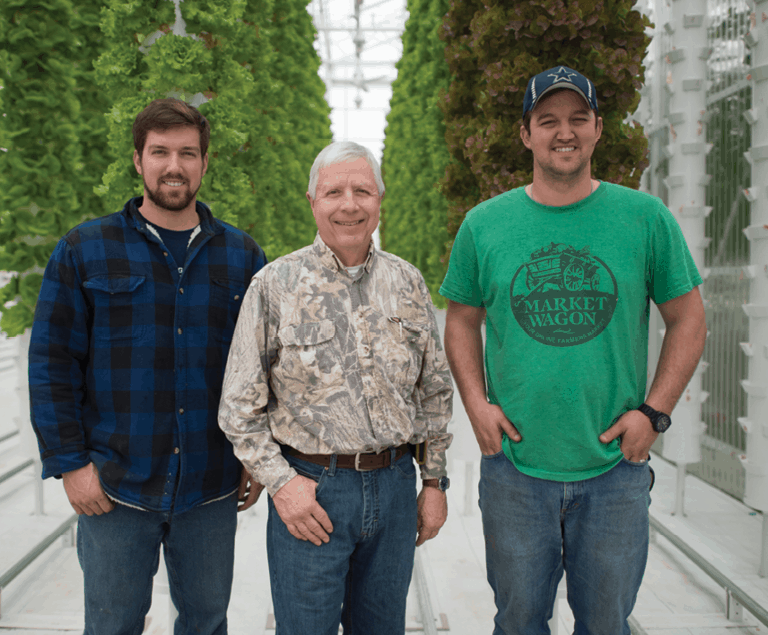 Micro Farms - Nick Graber, Steve Kiefer and Dion Graber