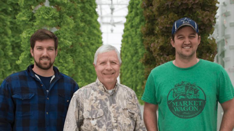 indoor farming vertical hydroponics