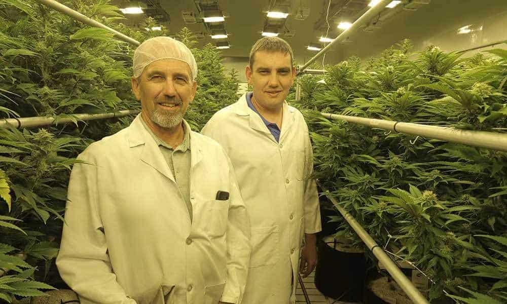 Summit Medical Cannabis - Mike Pendelton (right)