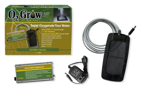 O2 Grow 2015 – 20 Gallon Capacity